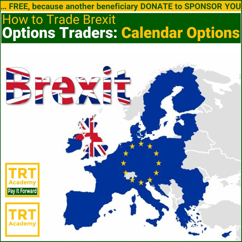 Yes! Send Me the Video – How to Trade Brexit – Options Traders: Calendar Options
