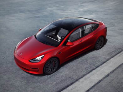 2500 Entries to Win a 2021 Tesla Model 3 Bran New Car Giveaway