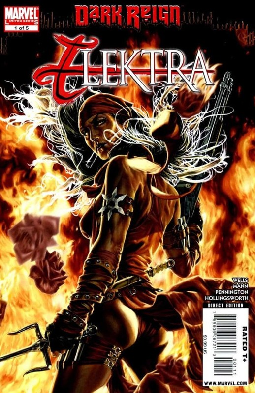 Dark Reign Elektra
