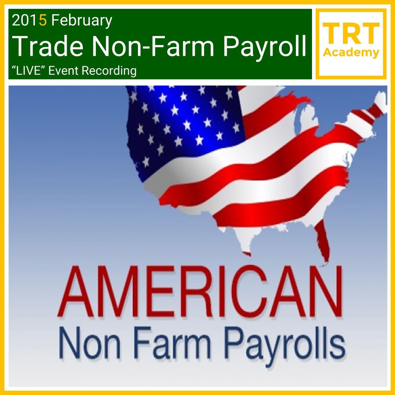 """Yes! Send Me the Video – 2015 February Trade Non-Farm Payroll """"LIVE"""""""