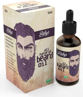 Beard Growth Oil for Men by Rileys (50 ml)