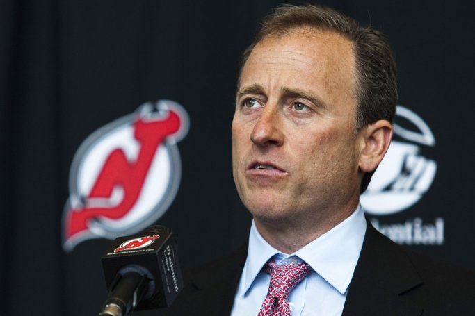 Philadelphia 76ers' and New Jersey Devils' owner Joshua Harris