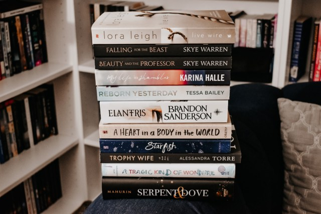 August Wrap Up!