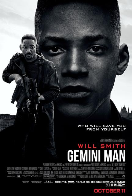 Gemini Man 2019 Movie Poster