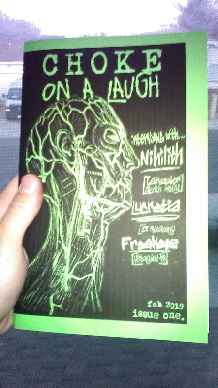 The front cover