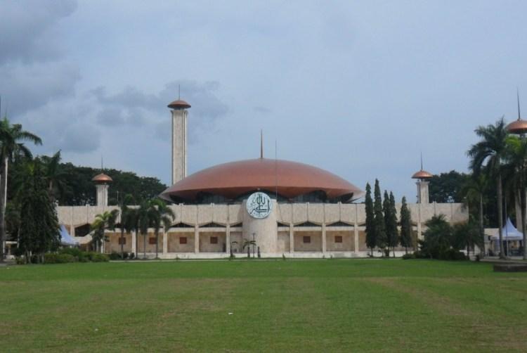 Mesjid Sabilal Muhtadin Banjarmasin
