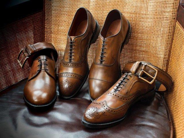 selang seli gunakan kasut setiap hari