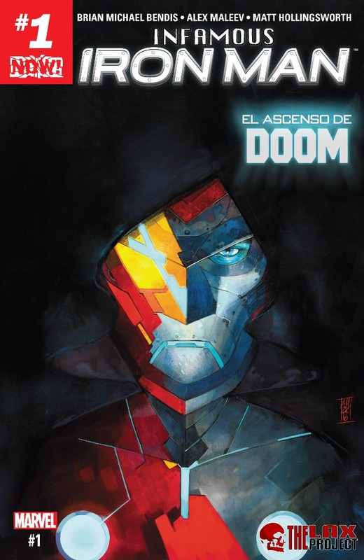 Infamous Iron Man [12/12] Español | Mega