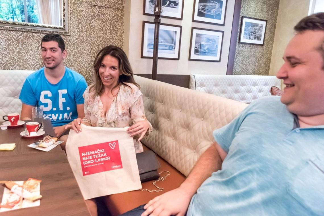"""kaffee und kolač, Najavljujemo seriju besplatnih konverzacijskih """"kafa"""" u saradnji sa Eurowingsom!"""