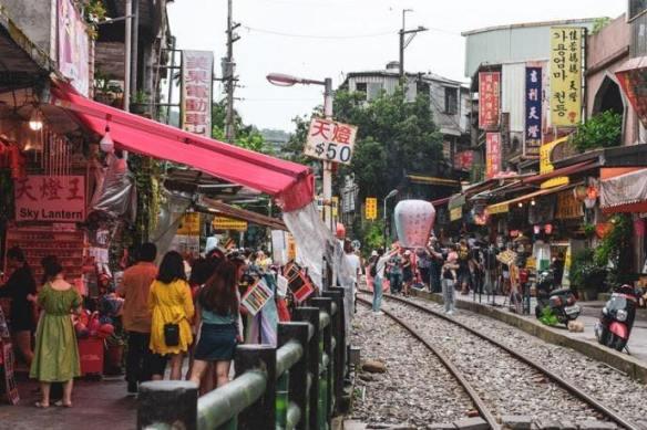Shifen Old Street taiwan