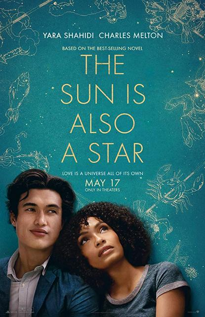 The Sun Is Also a Star 2019 Movie Poster