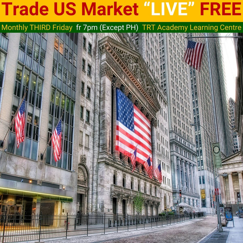 """17 March 2017 – Trade US Market """"LIVE"""" FREE"""