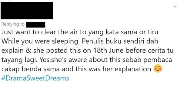 drama sweet dreams