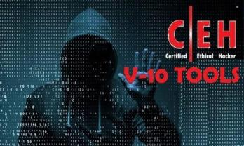 CEH V10  Certified Ethical Hacker v10 Lab Tools