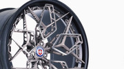 Ford-GT-on-HRE3-D-Titanium-Wheels-1