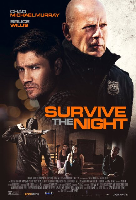 Survive the Night 2020 Movie Poster