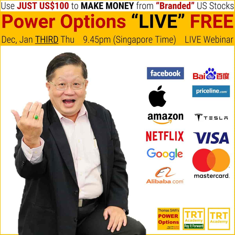 "18 January 2018 – Power Options ""LIVE"" FREE"