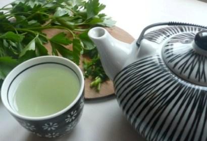 Teák a petrezselyemből a prosztatitisből)