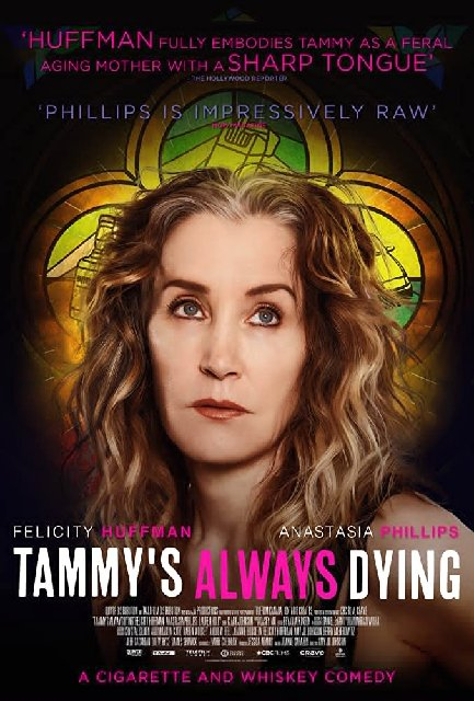 Tammys Always Dying 2020 Movie Poster