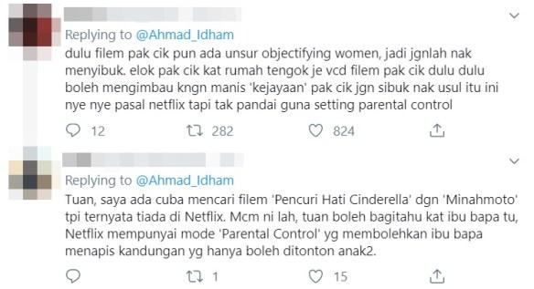 ahmad idham dikecam kerana mahu tapis netflix