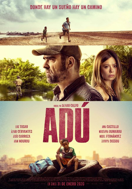 Adu 2020 Movie Poster
