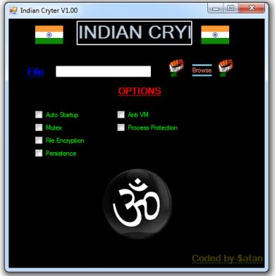 Indian Crypter V1.00