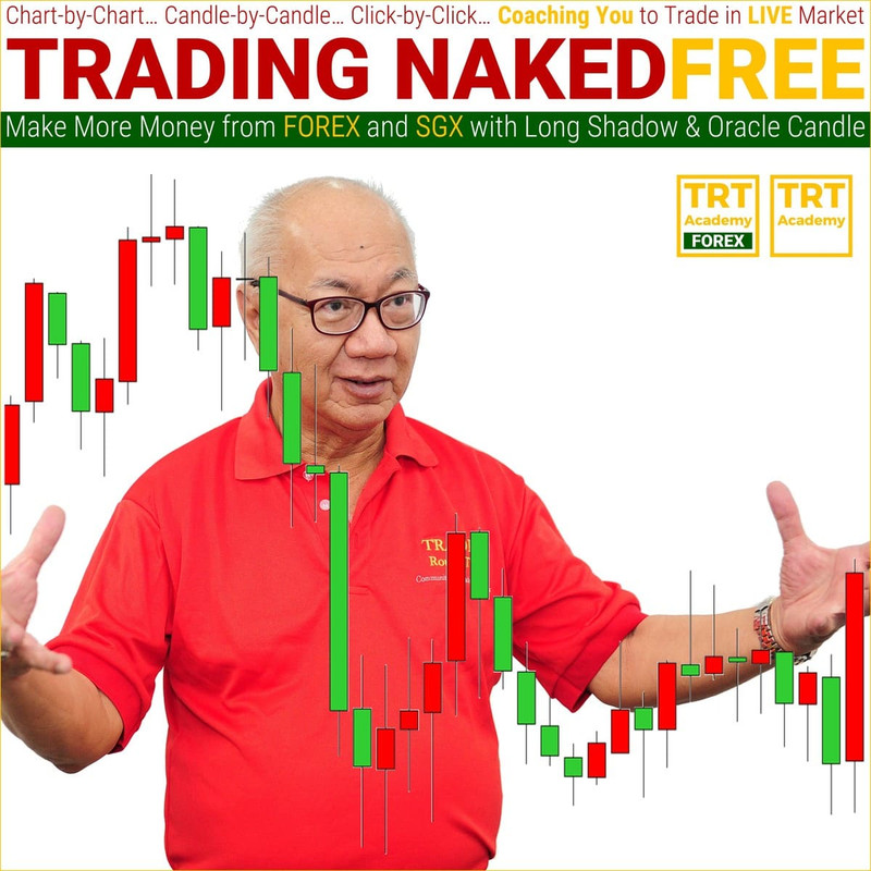3 October 2018 – Dr. FOO's Trading Naked LIVE Preview – Forex & SGX Traders