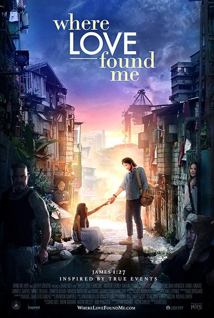 Where Love Found Me 2019 Movie Poster