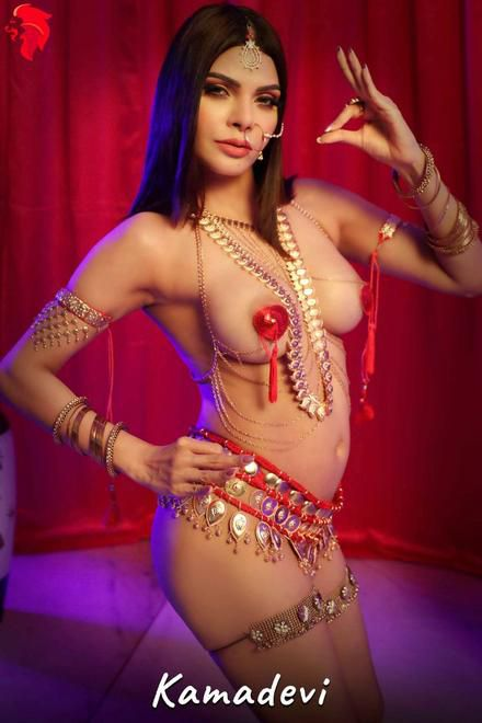 18+ Kaamadevi (2020) Sherlyn Chopra Hindi App Video 720p HDRip 80MB Download