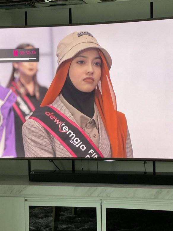 michael ang kritik fesyen pelik peserta dewi remaja 2019