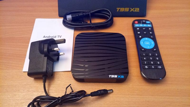 Sunvell T95x2 Review – TVTech