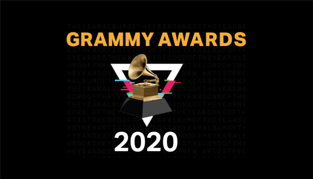 The 62nd Annual Grammy Awards 2020 TV Poster
