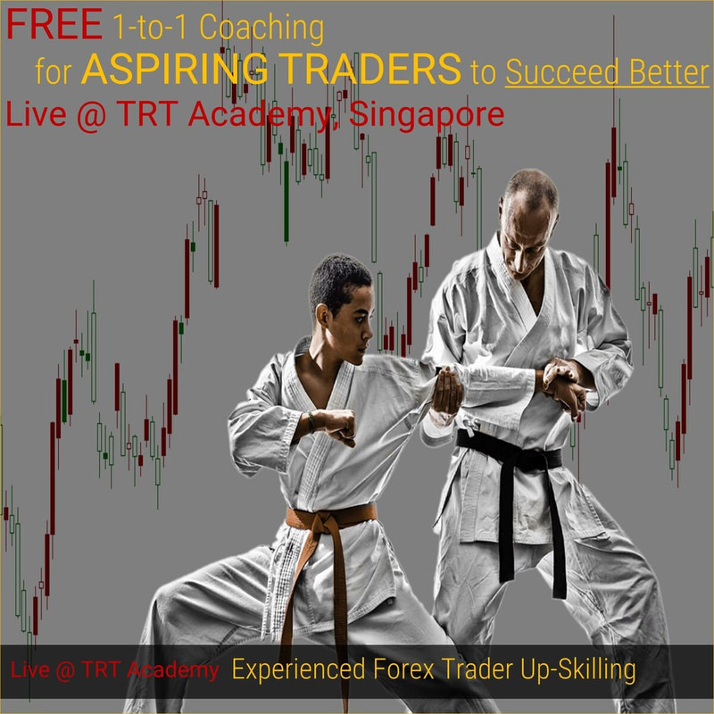 [FREE 1-to-1 Coaching] 2016 July – Experienced Forex Trader Up-Skilling