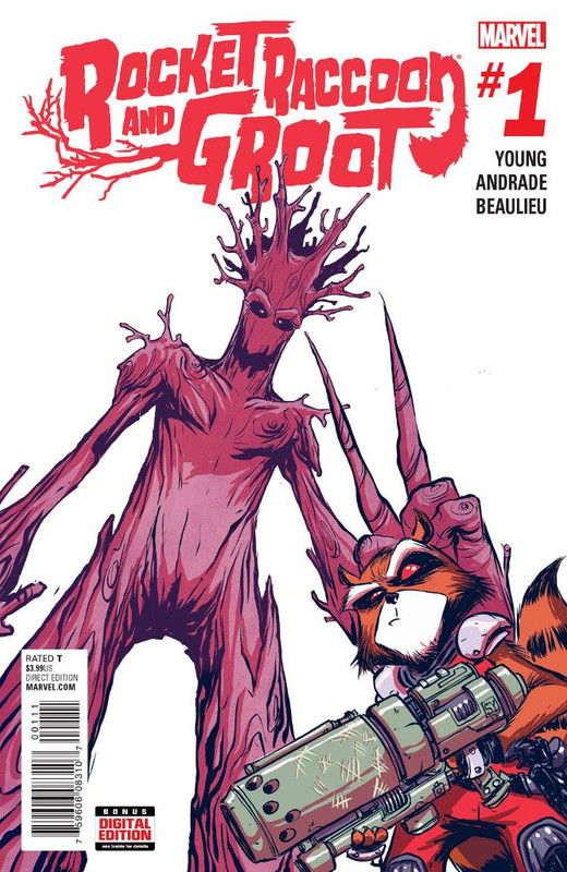 Rocket Raccoon and Groot Vol 1 [10/10] Español