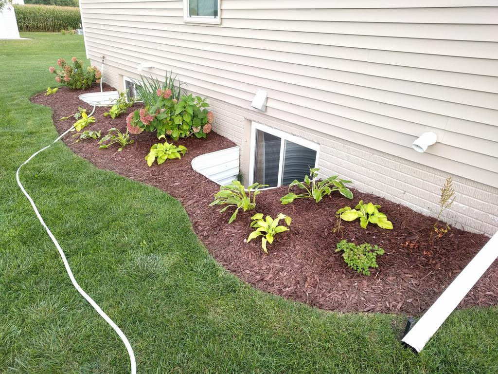 Landscape Edging What To Do On Grass Side The Lawn Forum