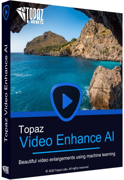 Topaz Video Enhance AI 2.0.0 RePack by KpoJIuK