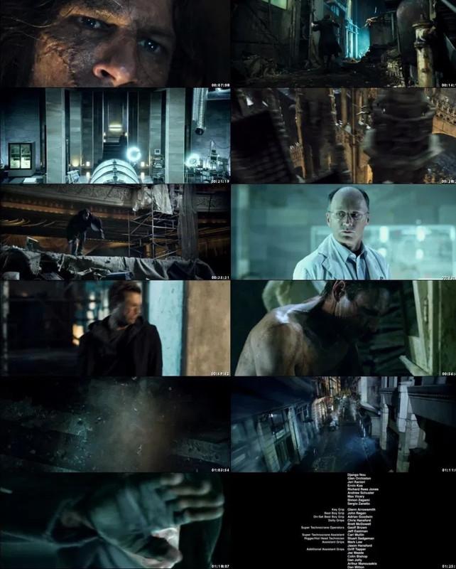 I, Frankenstein Movie Screenshot