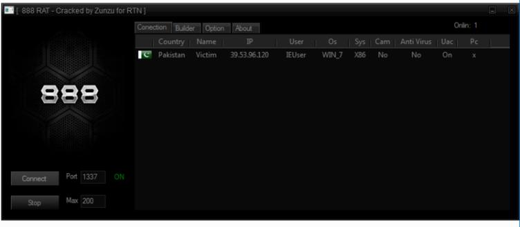 The 888 Private Autoit RAT v1 [Usg – Native – USB Spread – UAC Exploit – Form Graber] – Cracked!