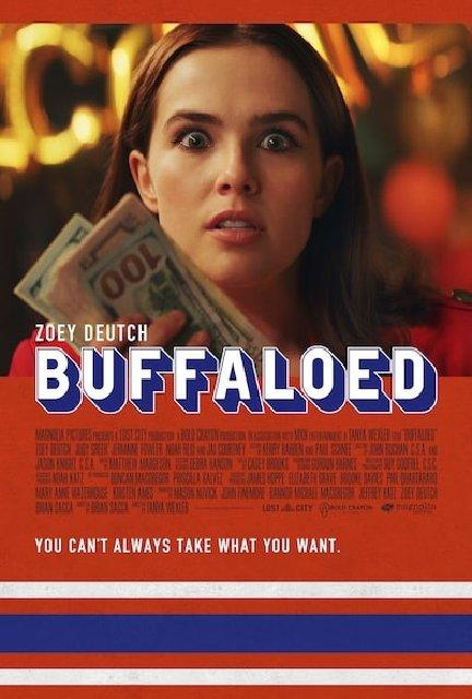 Buffaloed 2019 Movie Poster