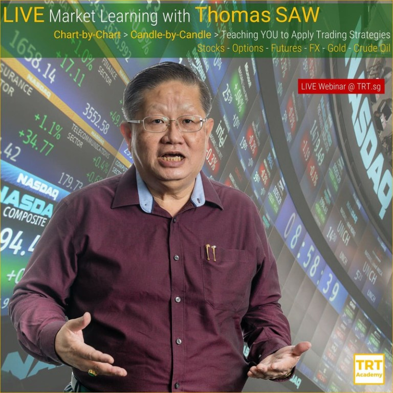 01 April 2020 – [LIVE Webinar @ TRT.sg]  LIVE Market Learning with Thomas SAW