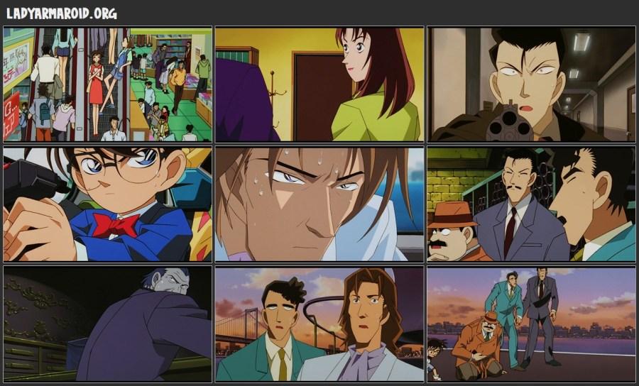 Detective Conan: La decimocuarta víctima - 1998 -(BDRip. Japones-Latino. Sub. Esp)(Varios) 5