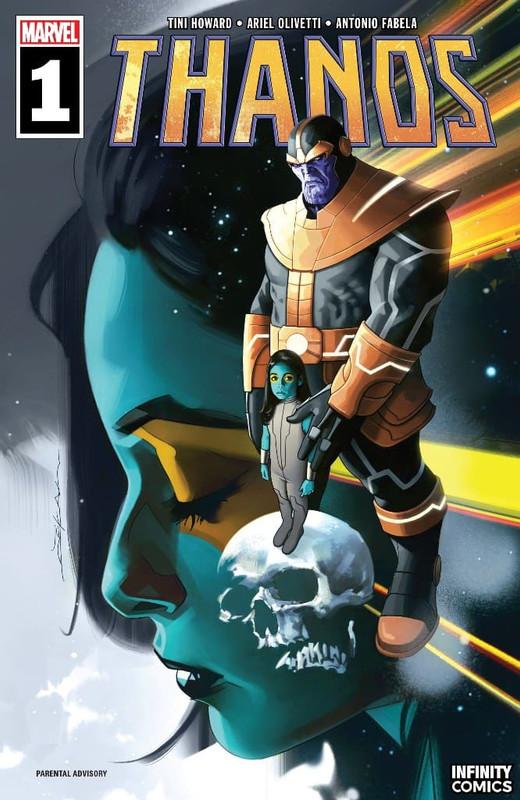 Thanos Volumen 3 [6/6] Español | Mega
