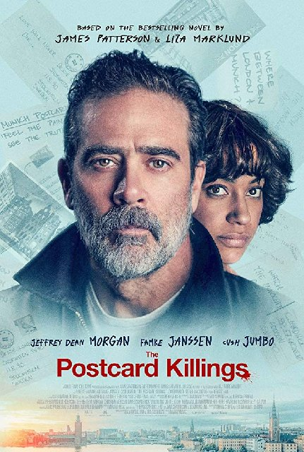 The Postcard Killings 2020 Movie Poster