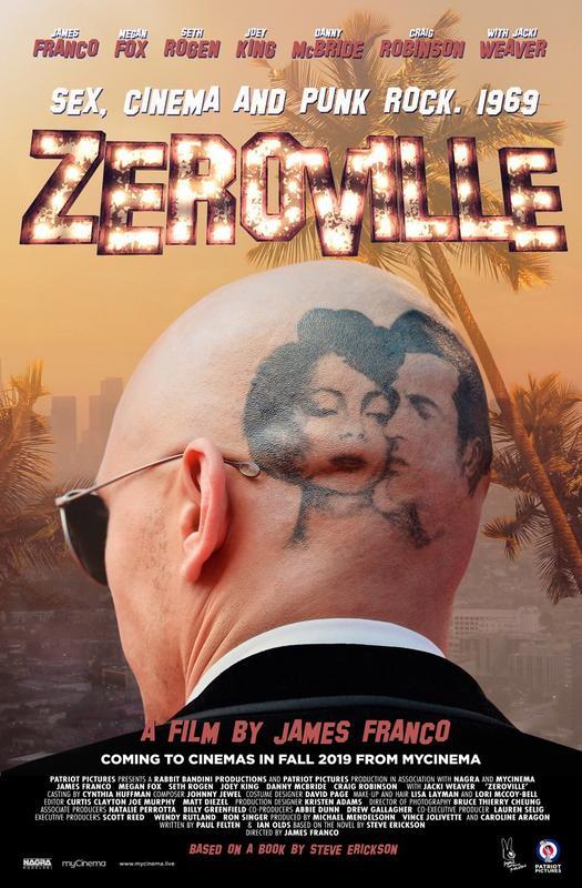 Trailer Zeroville