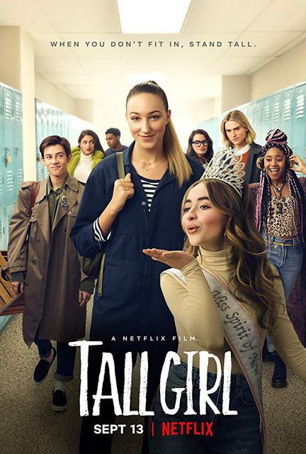 Tall Girl 2019 Movie Poster