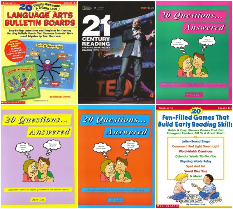 20 English Education Books Collection Pack-2