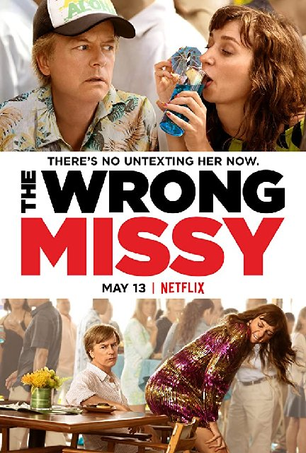 The Wrong Missy 2020 Movie Poster