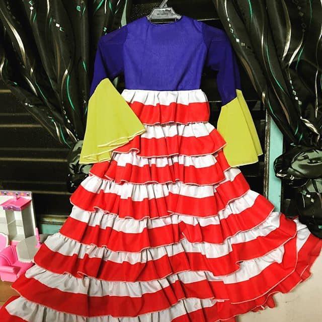 hasilkan baju tema warna Jalur Gemilang