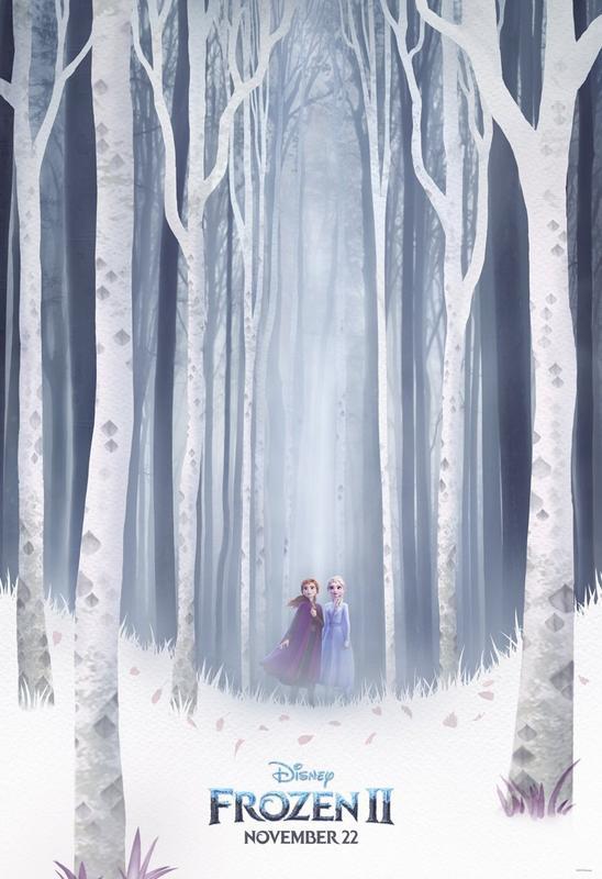 Poster Baru Frozen 2