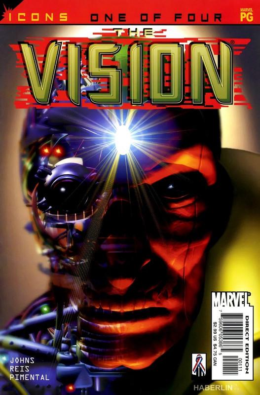 Avengers Icons: The Vision   Español   Mega